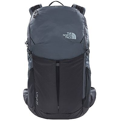The North Face Touren-Rucksack Litus 22-RC asphalt grey/tnf black