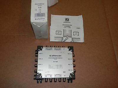 Johansson 9948 Multiswitch 5 Inputs  X 8 Outputs