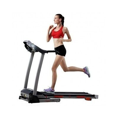 Sunny Health & Fitness Treadmill Amazing Cardio Workout The Soft Drop Mechanism
