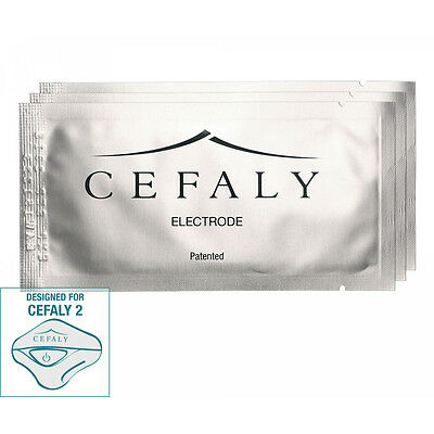 Cefaly 2 Electrodes pack of 3