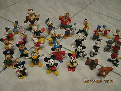 Bully Disney Sammlung 30 Figuren RAR TOP