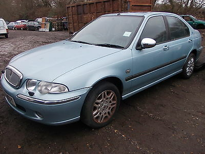 Rover 45 2000 model  BREAKING FOR SPARES PARTS