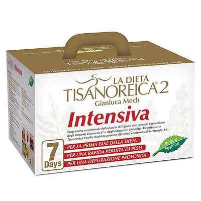 Tisanoreica Kit Intensiva