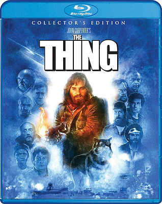 Thing (1982) (Collectors Edition) (2016, Blu-ray NEW)