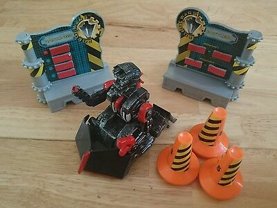 Robot Wars Ref Bot with Accessories Rare