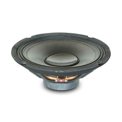"Skytec Black 12"" Inch 600W Speaker Driver 8 Ohm DJ PA Spare Replacement Chassis"