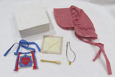 American Girl Doll Kirsten Meet Accessories~Complete~Pleasant Company~Free ship