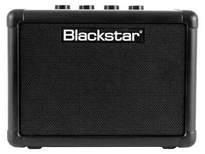 Blackstar Fly3 Guitar Black Mini Amplificatore A Batterie Per Chitarra 3W Nero