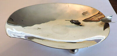 Sterling Silver Ash Tray Mexico