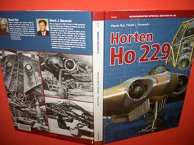 Kagero Monographs Special Edition in 3D 4, HORTEN Ho 229