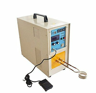 15KW 30-80 KHz High Frequency Induction Heater Furnace 220 V
