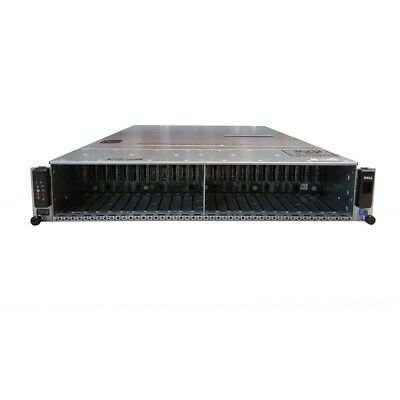Dell PowerEdge FS12-TY C2100 SFF 12-Core 2.80GHz X5660 32GB RAM H700 No HDD