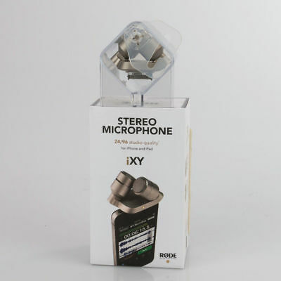 Rode iXY Stereo Recording Microphone for iPhone/iPad - USED #220