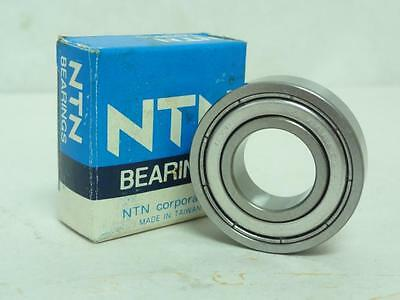 167237 New In Box, NTN 6002ZZC3/L627 Ball Bearing 15mm ID x 32mm OD x 9mm Wide