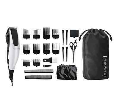 Haircut Kit Clippers Trimmer Shaver Grooming Cutting Precision Barber Pro Set