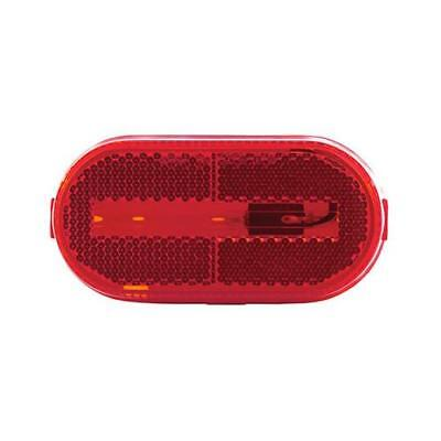 Uriah Products UL180001 4-1/2x2 RED Clear Light - Quantity 1