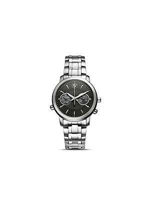 BMW Collection Genuine Stainless Steel Ladies Watch Silver/Black 80262318662