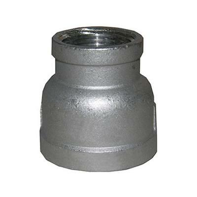 Larsen Supply 32-2803 3/8x1/4 Stainless Steel Bell Reducer - Quantity 1