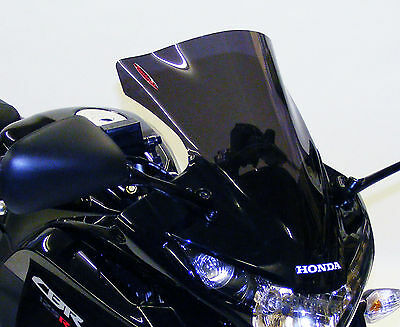 Honda CBR125R 11-15 Dark Smoke Double Bubble Screen - Powerbronze