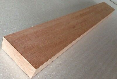 Red Meranti Hardwood - Timber Woodwork Woodcraft Mantle Luthier