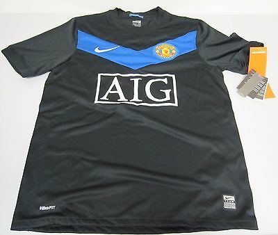 Maillot de foot / Voetbalshirt - Manchester United Nike - Taille / Maat Small