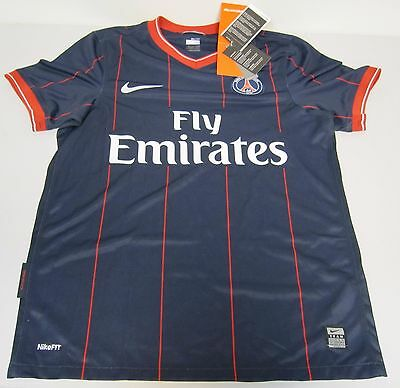 Maillot de foot / Voetbalshirt - PSG Nike – Taille / Maat Small
