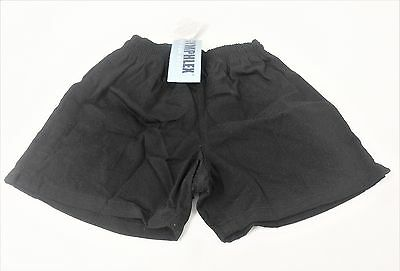 S747 Navy Rugby Shorts Gymphlex