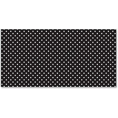 """Fadeless Classic Dots Design Bulletin Board Papers - 48"""" x 12 ft - 1 Roll -..."""