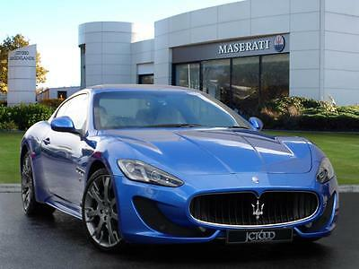 2014 Maserati GranTurismo V8 Sport 2dr MC Auto Shift Automatic Coupe