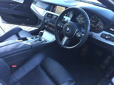 Genuine 2014 Bmw 5 Series F10 Leather Interior M Tech Sport +Fast Shipping