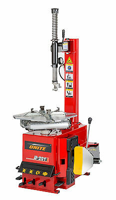 """REDUCED! Unite 24"""" Semi Automatic Tyre Changer / Changing Machine"""