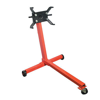 Quality Rocwood Swivel Transmission Gearbox Engine Support Stand 750 lbs 350kg