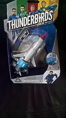 Thunderbirds Are Go! - Thunderbird 1 Vehicle - *BRAND NEW*