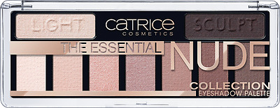 CATRICE The Essential Nude Coll. Eyeshadow Palette (010 Renude My Style) OVP