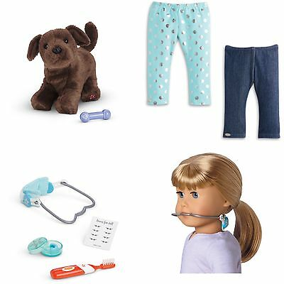 AMERICAN GIRL TRULY ME Set Accessories for Doll 3 pack