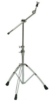 New TJ Wilco Heavy Duty Cymbal Boom Stand for Drum Kit