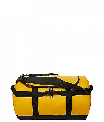 The North Face Base Camp Duffel Reisetasche S 50L Gold