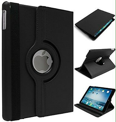 Leather 360°  Rotating Stand  Smart Case Cover For Apple ipad 2 3 4