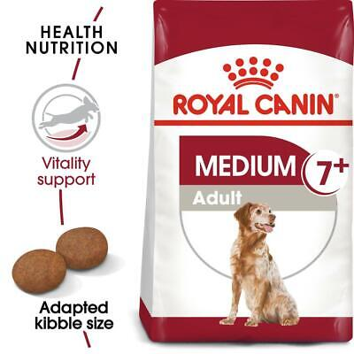 Royal Canin Size Health Medium Adult 7+ Dog Food For Adult & Senior 15kg