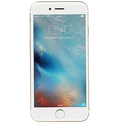 New Apple iPhone 6S 64GB FACTORY UNLOCKED 4G LTE GSM Gold Smartphone