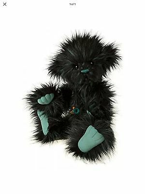 SPECIAL OFFER! New Charlie Bears Razzle Dazzle Collectable Plush Jointed teddy