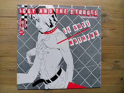 """Iggy and the Stooges - I Got Nothing - Limited Edition Skydog – S 12"""" Vinyl"""