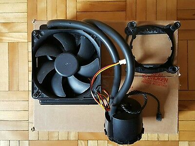 ASUS 510LC Socket 1155 / 1150 CPU Liquid Water Fan Cooling System G300AB