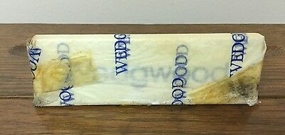 NOS Wedgwood China Display Sign or Plaque Point of Sale Advertising