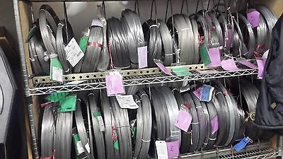 """Size .0625"""" -302 Stainless Steel -  25 Feet - High Quality Ss Spring Wire"""