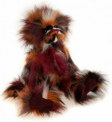 HALF PRICE! Charlie Bears Patience Brand new Collectable Jointed Teddy Bear