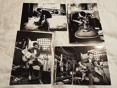 4 Courteeners Liam Fray Concrete Love Rare Exclusive Postcards from groups web