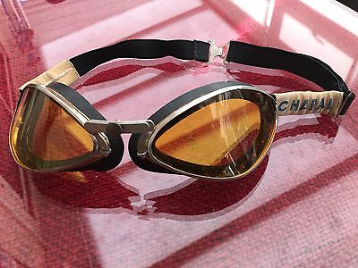 Chapal Vintage Driving Goggles Historic Rally