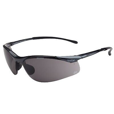 Bolle Sidewinder Grey Polarized Lens Safety Glasses Spectacles 1652107 BNWB