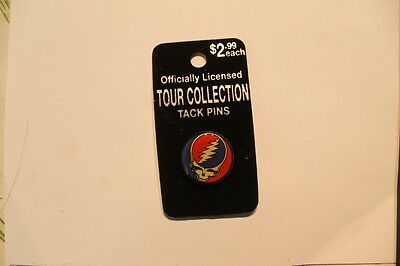 Grateful Dead model 2 pins Tour collection Officialy lisensed